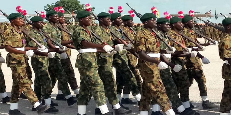 Nigerian Army List of Successful Candidates for Short Service Combatant Course 47 / 2021