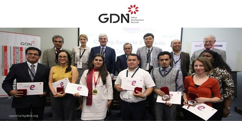Call for Research Proposals: Global Development Awards Competition 2021