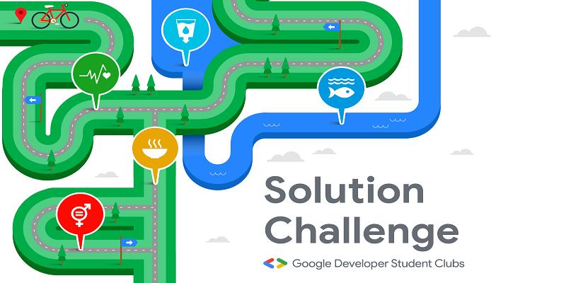 Google Developer Student Clubs Solution Challenge 2021