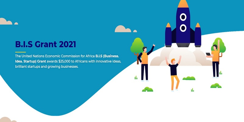 United Nations Economic Commission for Africa Business, Idea & Startup Grant 2021 (Up to $25,000)