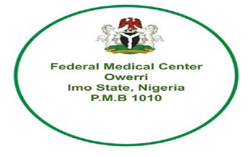 Medical Laboratory Science Intern at the Federal Medical Centre, Owerri