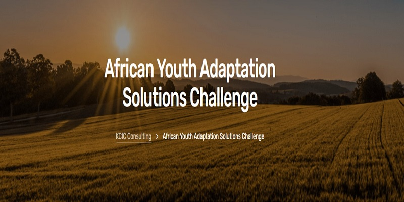 Global Center on Adaptation/AfDB African Youth Adaptation Solutions Challenge 2021 (Up to $100,000)