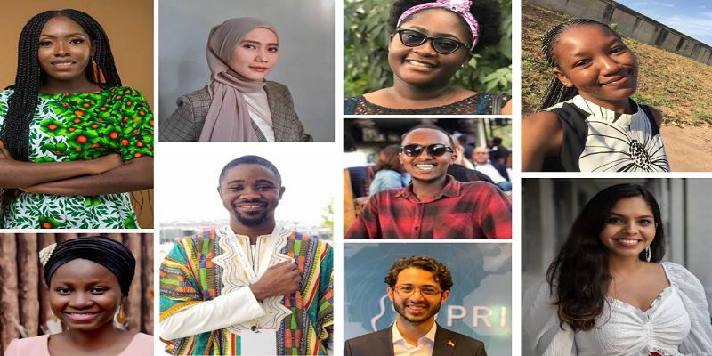 TheirWorld Global Youth Ambassador (GYA) Program 2022